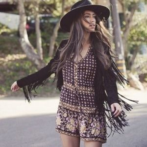 Spell & The Gypsy Collective Desert Rose Romper